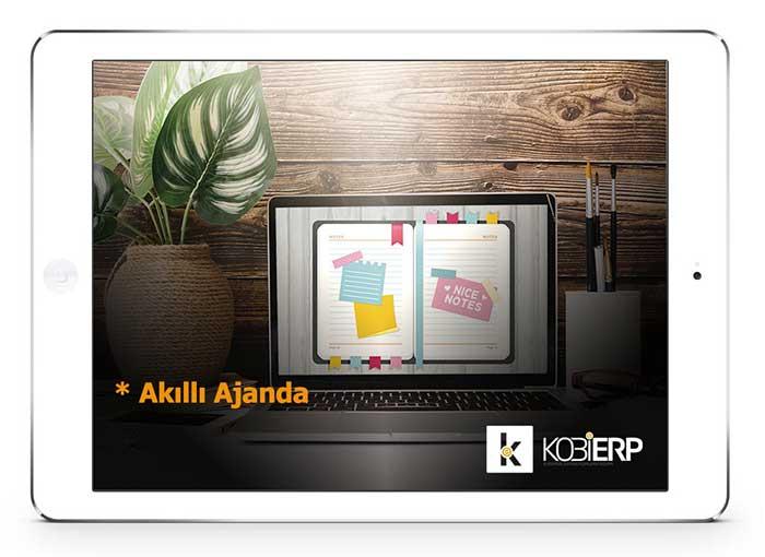 ERP Yazılımı Ürünler ERP Yazılımı Ajanda | İş Ajandası | Mesaj Panosu