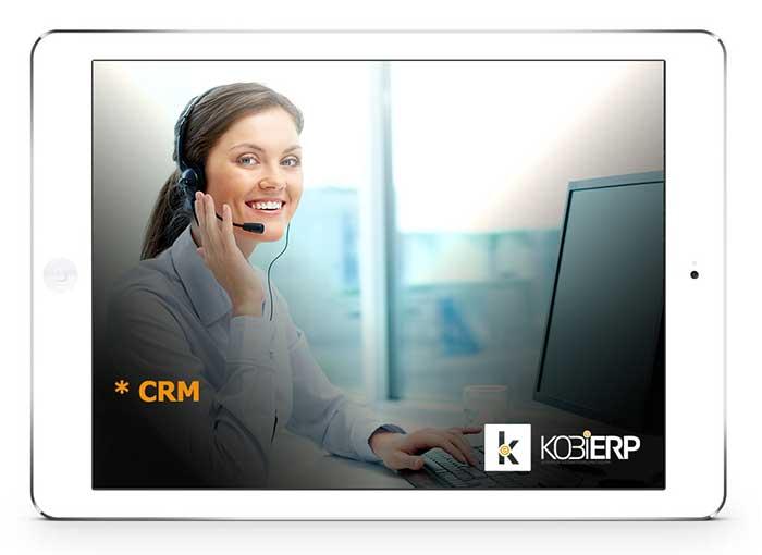 ERP Yazılımı Ürünler Kobierp CRM