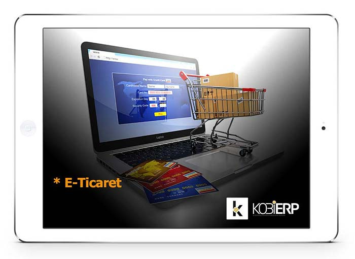 ERP Yazılımı E-Ticaret