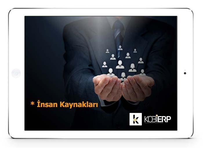 ERP Yazılımı İnsan Kaynakları Yönetimi