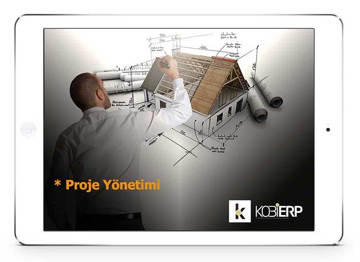 ERP Yazılımı Ürünler Kobierp Proje Yönetimi