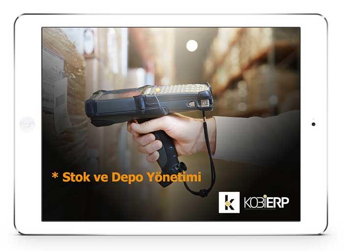 ERP Yazılımı Stok ve Depo Yönetimi