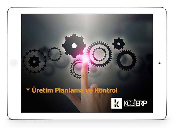 ERP Yazılımı Üretim