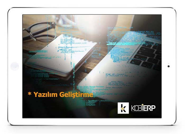 ERP Yazılımı Ürünler Kobierp Yazılım Geliştirme