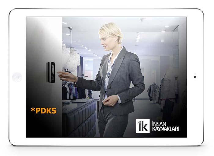 PDKS | Personel Devam Kontrol Sistemi Entegrasyonu