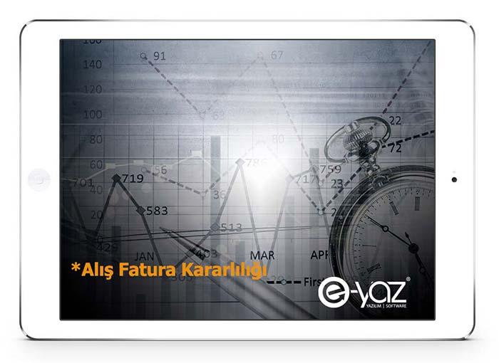 E-Yaz Market Yazılımı Alış Fatura Karlılığı