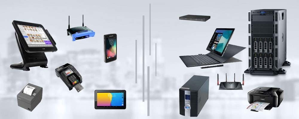 Restoran Yazılımları | Restoran Yazılımları ile kullanılan donanım ürünleri