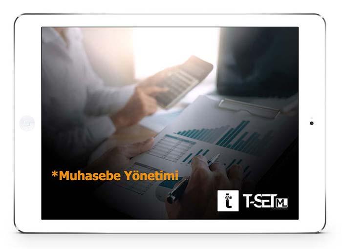 Ticari Program Muhasebe Yönetimi