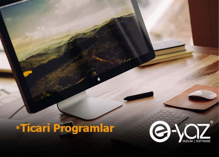 Ticari Programlar