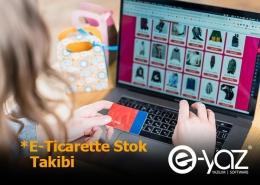 E-Ticarette Stok Takibi